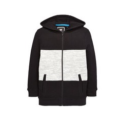 V By Very Party Zip Through OTB Hooded Jacket