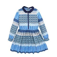 V By Very Contrast Placket Shirt Dress