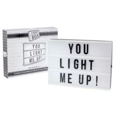 Retro Style Lightbox
