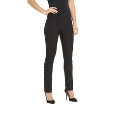 V By Very Side Stud Trousers