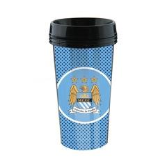 Manchester City Travel Mug