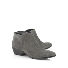 Sam Edelman Petty Suede Heeled Ankle Boots