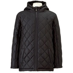 Penguin Boys Hooded Quilted Jacket