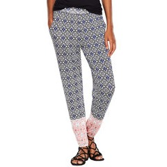 V By Very Petite Cuffed Jersey Trousers