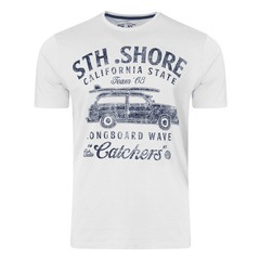 South Shore STH Woody Print T-shirt