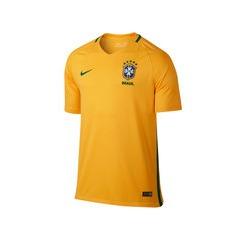 Nike Mens Brazil Home Short Sleeved Shirt
