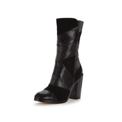 V By Very Sussex Patchwork Calfboots
