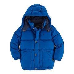 Ralph Lauren Hooded Down Filled Jacket