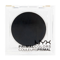 NYX Primal Colours Pressed Pigments in Hot Black