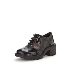 Kickers Kopey Lo Leather Brogue Shoes