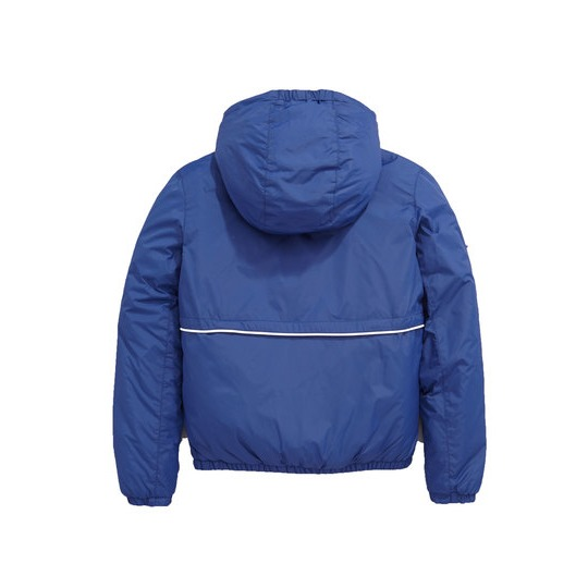 Penguin Hooded Windbreaker Jacket