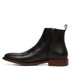 Aldo Bilissi Leather Chelsea Boots