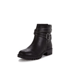 V By Very Anthea Studded Biker Boots