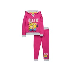 Minions Girls Lounge Set