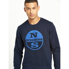 North Sails Ian Crew Neck Jumper