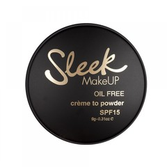 Sleek Crème To Powder