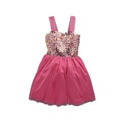 V By Very Strappy Sequined Bodice Sparkle Dress