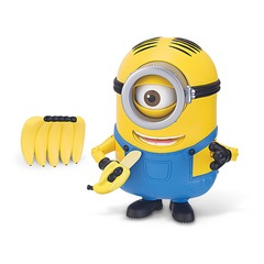 Minions Stuart Action Figure with Bananas