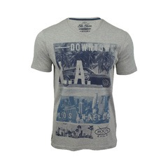 South Shore Downtown LA Print T-shirt