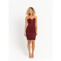 Myleene Klass Jacquard  Dress