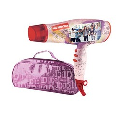 One Direction Midnight Memories Hairdryer Gift Set