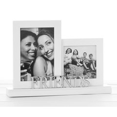 Double Friends Photo Frame