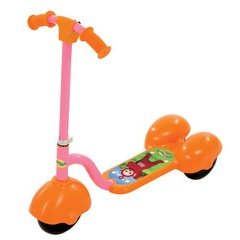 Teletubbies Po Scooter
