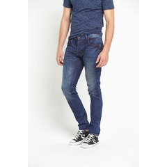 Goodsouls Tapered Blasted Jeans