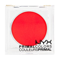 NYX Primal Colours Pressed Pigments in Hot Red