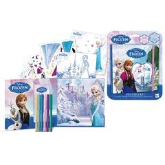 Disney Frozen Dresses Art Kit