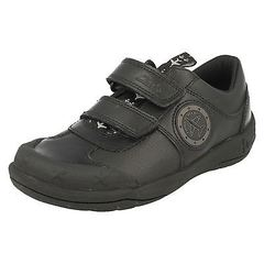 Clarks Boys Jetsky Fun Strap Shoe