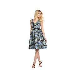 V By Very Jacquard Midi Prom Dress