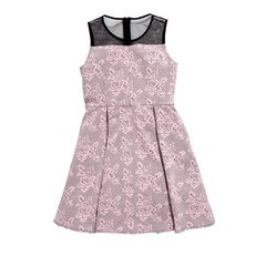 V By Very Textured Skater Dress