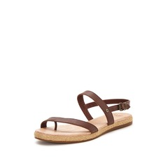 UGG Brylee Metallic Strappy Sandals
