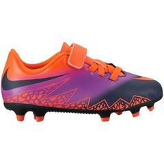 Nike Junior Hypervenom Phade (V) Firm Ground Football Boot