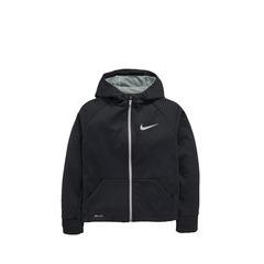 Nike Older Boys Therma Full zip Hoodie