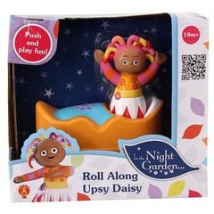 In The Night Garden Roll-Along Upsy Daisy With Bed