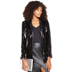 V By Very Sequin Blazer