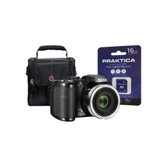 Kodak Pixpro AZ252 Astro Zoom Bridge Camera with 16GB SD & Case