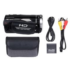 Praktica DVC 5.10 Full HD Camcorder Inc Case