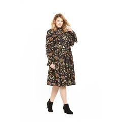 Alice & You Printed Midi Dress