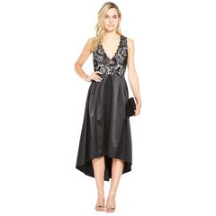 V By Very Lace Top Prom Dress