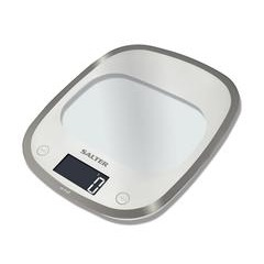 Salter Curve Glass Electronic Scale