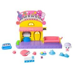 Tamagotchi Friends Music Café Playset