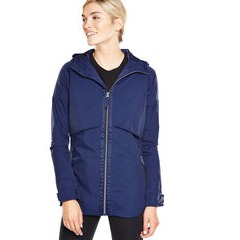 V By Very Raglan Pleat Back Sporty Jacket