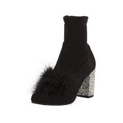 KG Rio Pom Pom Ankle Boots