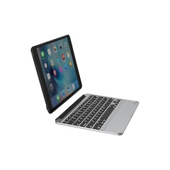 Zagg Slim Book Case With Ultra-Thin Backlit Keyboard For iPad Pro (9.7
