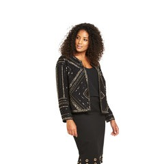 V By Very Embellished Trophy Jacket