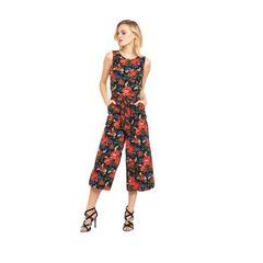 Warehouse Lupita Rose Jumpsuit